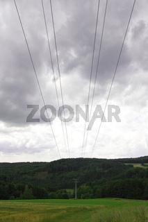 Elekroleitung