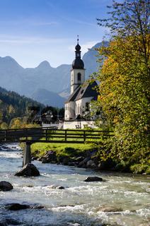 Kirche in der Ramsau