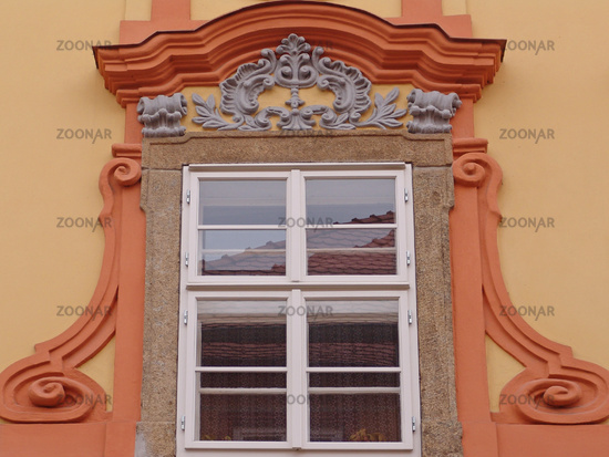 Window in Cheb