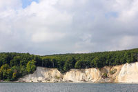 Cliff coast on the island of Rügen, Germany