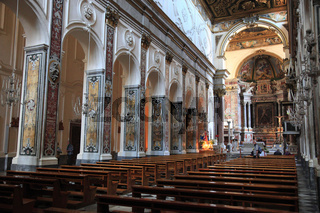 Innenansicht vom Dom Cattedrale di Sant Andrea