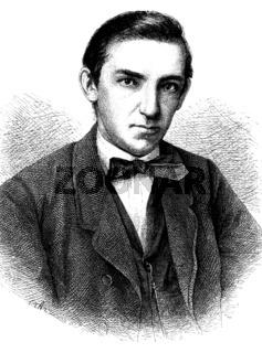 Friedrich Dittes, 1829 - 1896, ein deutscher Paeda