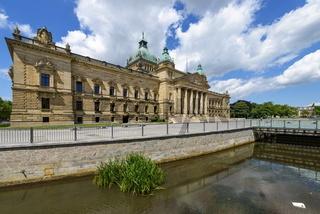 Bundesverwaltungsgericht, Leipzig