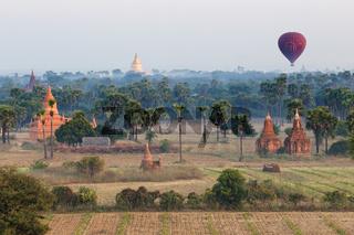 Pagoden von Bagan, Myanmar