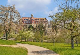 Schloss Spetzgart in Überlingen-Hödingen am Bodensee