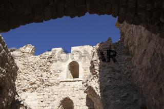 Kreuzritterburg von Kerak, Jordanien