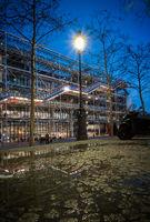 The Pompidou Centre, Paris, at twilight