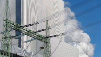 Electricity feed into power supply