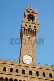 Palazzo Vecchio in Florence