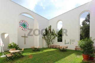 Kirche im Oderbruch