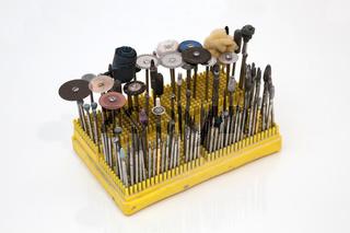 Equipment of a dental technician