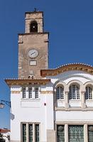 Santa Maria church in Beja, Alentejo - Portugal
