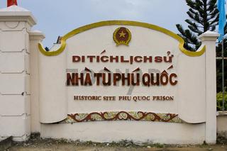 Ehemaliges Gefängnis(jetzt Museum) für Kriegsgefangene auf  Phu Quoc island, Vietnam, Asien