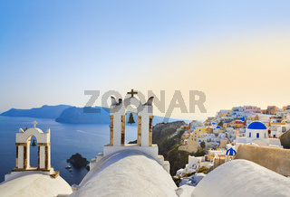 Santorini sunset (Oia) - Greece