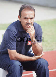 Cheftrainer Jos Luhukay (Hertha BSC)