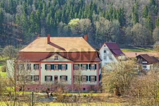 Ehemaliges Jagdschloss Immendingen-Bachzimmern