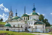 Church of Paraskeva Friday at Torgu, Staritsa, Russia