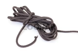 Roll of dark cord