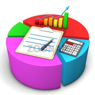 Diagram Clipboard Calculator