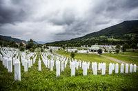 Memorial Centre Potocari, Screbrenica