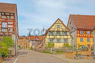 Schleitheim, Kanton Schaffhausen, Schweiz
