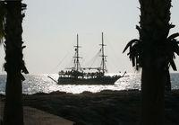 ship contours