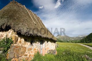 Natural park of Somiedo, Asturias, Spain