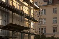 Scaffolding of Community House