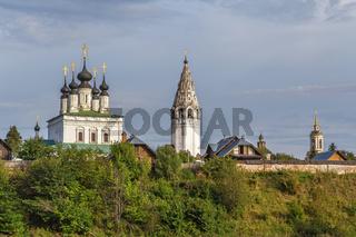 St. Alexander Monastery, Suzdal, Russia