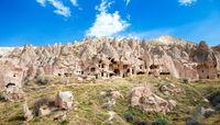 stone house in Cappadocia