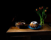 Babka - an Easter sponge cake to fall in love with