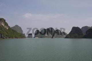 Halong-Bucht, Unesco-Welterbe, Nordvietnam, Vietnam, Asien