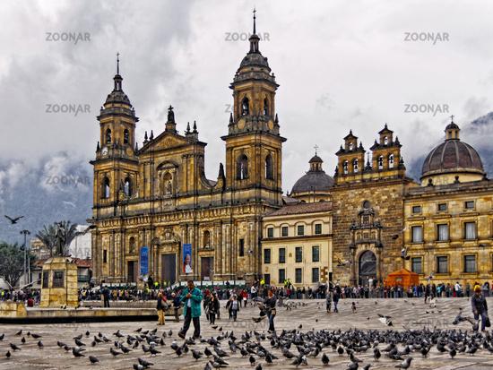 La Candelaria, Bogotá, Colombia