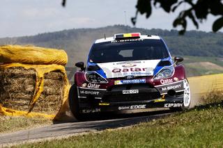Thierry Neuville ADAC Rallye Deutschland 2013