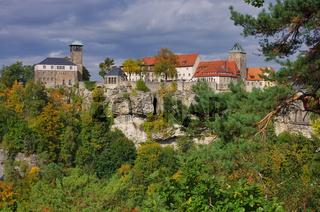 Hohnstein Burg - Hohnstein castle 01