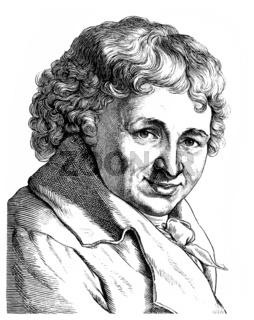 Daniel Nikolaus Chodowiecki, 1726 - 1801, a German engraver, pri