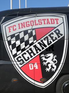 Vereinslogo  FC Ingolstadt 04 DFB  3.Liga Saison 2020-21