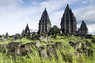 Prambanan ruins
