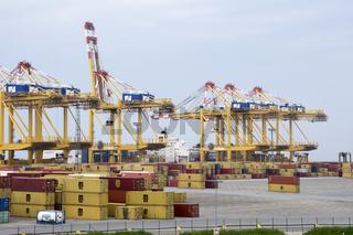 Containerterminal Bremerhaven, Deutschland