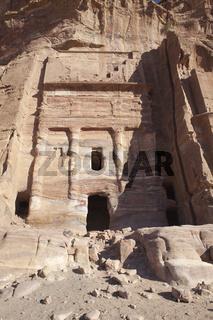 Seidengrab, Petra, Jordanien