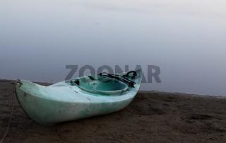 Kayak on Shore
