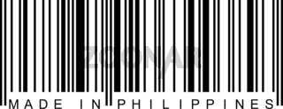 Barcode - Made in Philippines