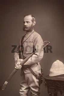 Field Marshal Frederick Sleigh Roberts, 1st Earl Roberts, 1832 – 1914, a British general
