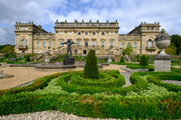 Harewood House Harrogate 18th century Stately Home in West Yorkshire near Leeds.