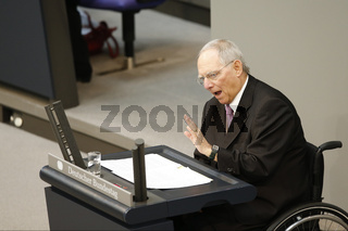 Policy statement by FM Schaeuble on financial support to Cyprus