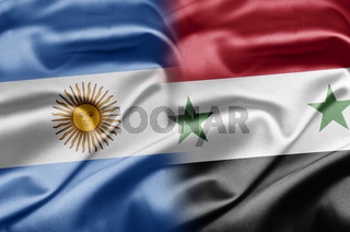 Argentina and Syria
