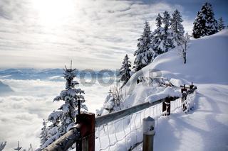 Schneeberg mountain