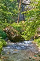 Elbsandsteingebirge Edmundsklamm Hrensko