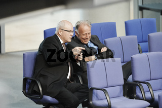 Special session of the Bundestag on 'Helping the flood victims'