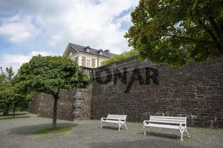 Das neue Schloss Bensberg , NRW, Deutschland